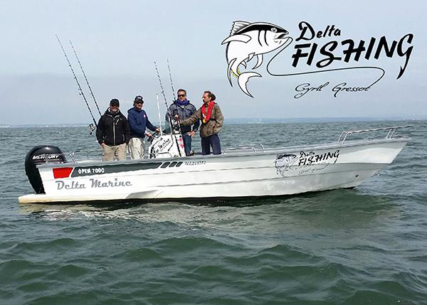 Bienvenue sur mon nouveau site delta for Delta pro fishing