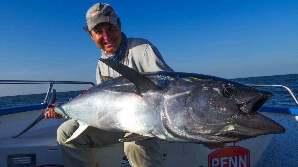 cyril gressot guide de pêche au thon